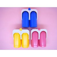 Plastic Folding Toy Binoculars For Kids / Small Portable Kids acking Inspection Samples Sample Price