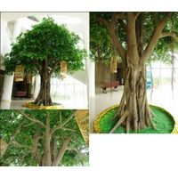 Artificial banyan tree Ficus tree