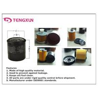 High Quality Oil Filter for Toyota (90915-10001)