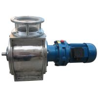 Factory supply dust unloading ash rotary air discharge valve  discharge valve for cement plant   thumbnail image