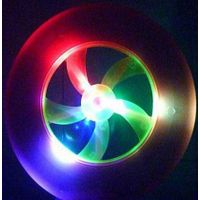 hot sale cheap plastic led frisbee