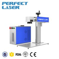 30W Metal Fiber Laser Engraving Marking Machine PEDB-400B