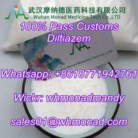 CAS 33286-22-5 Dilthiazem Hydrochloride / Diltiazem HCl / Diltiazem