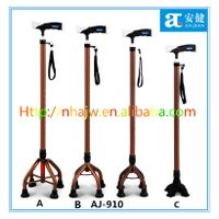 baston de 4 puntos base grande walking stick