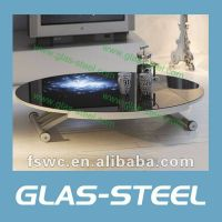 Glas-Steel Extension Dining Table BT281