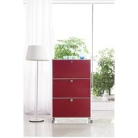 Transcube 3-tier mobile cabinet MP301