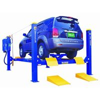 Car Lift : 4-POST JACK TYPE (DL-4000)