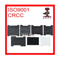 Rail Rubber Pad for Rail Fastening System