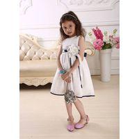 2014 super cheap knee-length New designed Cute Baby Girl Dress thumbnail image
