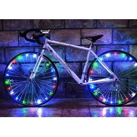 colorful LED Flash Tyre Wheel Valve Cap Light for Car Bike bicyclen Wheel Light Tire Light