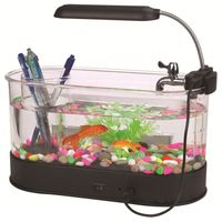 KangWei KW-2012A wholesale aquarium collapsible fish tank cool fish bowls for bettas