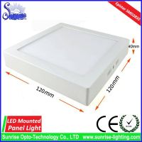 6W square mounted LED ceiling light