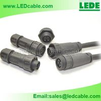 LED Waterproof Cable, LED Power Cable