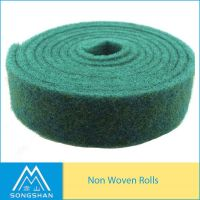 3M 7447 non-woven material sanding pad jumbo roll