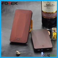 China factory direct sale portable battery charger 12000mAh
