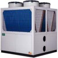 Ultra-low temperature heating and cooling unit