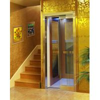 Luxurious Machine roomless Home lift for Villa