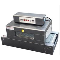 China Factory Hot Selling High Speed Cheap Price shrink wrapping machine