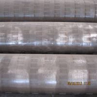 slotted pipe for oil