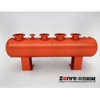 water separator collector steam manifold