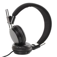High quality fashion style on-ear high quality headphone noice