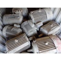 Electric motor scrap,scrap electric motors,motor scrap,scrap motors,small motors
