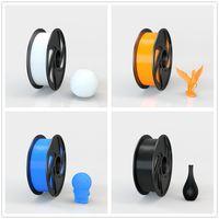 Factory high quality 1.75mm flexible TPU filament thumbnail image