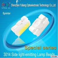 epistar chip 3014 sideview smd led single specifications red 0.06w for led strip