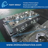 High speed thin walls plastics injection molding supplies in china