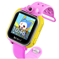 Firstsing 3G KIDS GPS SMART WATCH ANTI LOST TRACKER COLOR TOUCH SCREEN CAMERA thumbnail image