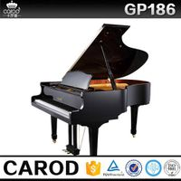grand piano acoustic 186cm
