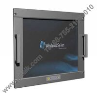 6.5 - 22 Inch Rack-mounted Industrial LCD Monitors