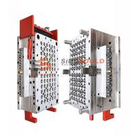72-Cavity Cap Mould