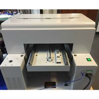 2018 Automatic Multicolor A3 UV Printer for Pen,Card,Mobile phone shell,Golf ball thumbnail image