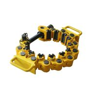 API 7K Oil drilling MP Safety clamps,drill collar safety clamp API Safety Clamp