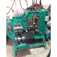 """machine for making 3/4"""" PET strapping seal"""