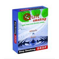 Quit smoking drop Stop smoking solution