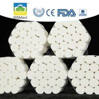 Different Size for Surgical Dental Cotton Rolls