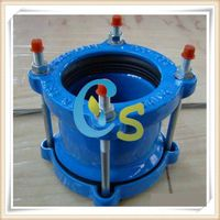 Square flange rubber expansion joints
