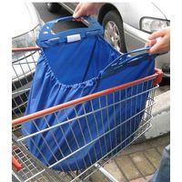 supermarket shopping trolley bag thumbnail image