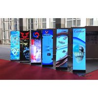 576x1920mm super slim shopping mall led video indoor P3mm digital led poster screen