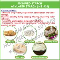 ACETYLATED STARCH (INS1420)