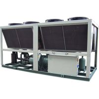 Screw type air cooled explosion proof scroll type china water chiller thumbnail image