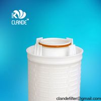 40 inch replace 3M high flow water filter cartridge