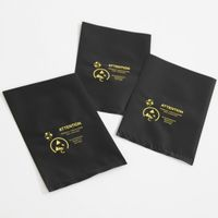 Black Conductive Bags for Electronics
