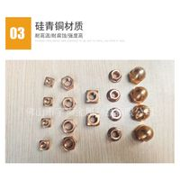 CuNi1.5Si CuNi2Si,C65100 C65500 Alloy Silicon Bronze Nut thumbnail image