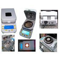 DSH-50 halogen infrared fast digital moisture analyzer thumbnail image