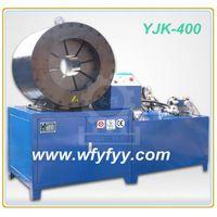 Heavy Duty YJK-400 Hydraulic Thick Hose Crimping Machine thumbnail image