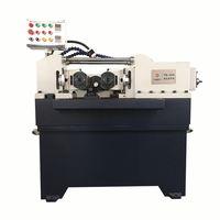 TOBEST hydraulic thread rod making machine high precision