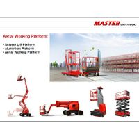 Master Forklift - Aerial Working Platform